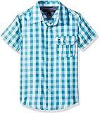 Tommy Hilfiger Short Sleeve Gingham Woven Shirt