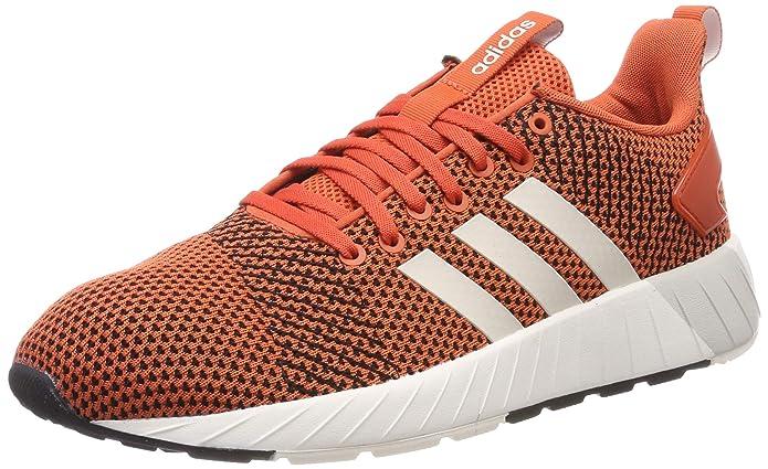 adidas Questar BYD Sneakers / Fitnessschuhe Herren Orange