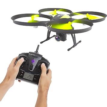 Amazoncom Serenelife Rc Drone W Hd Camera Rtf Uav 6 Axis Gyro