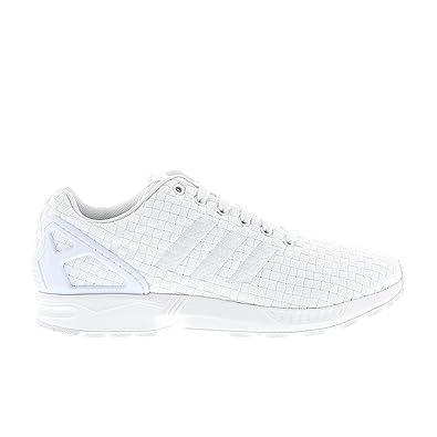 adidas zx flusso tessuti uomini formatori (regno unito): le scarpe e borse