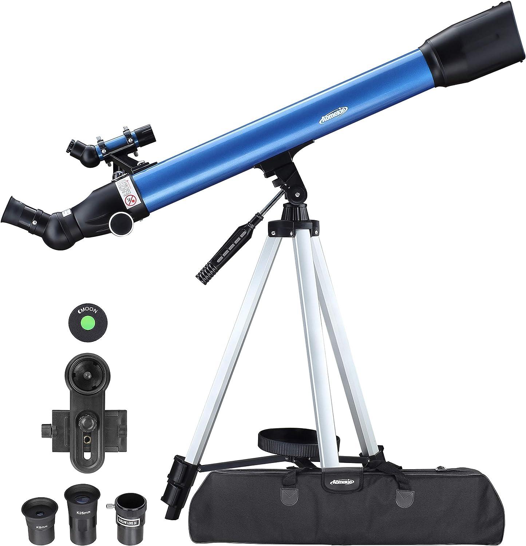 Aomekie Teleskop Astronomie 60 Kamera