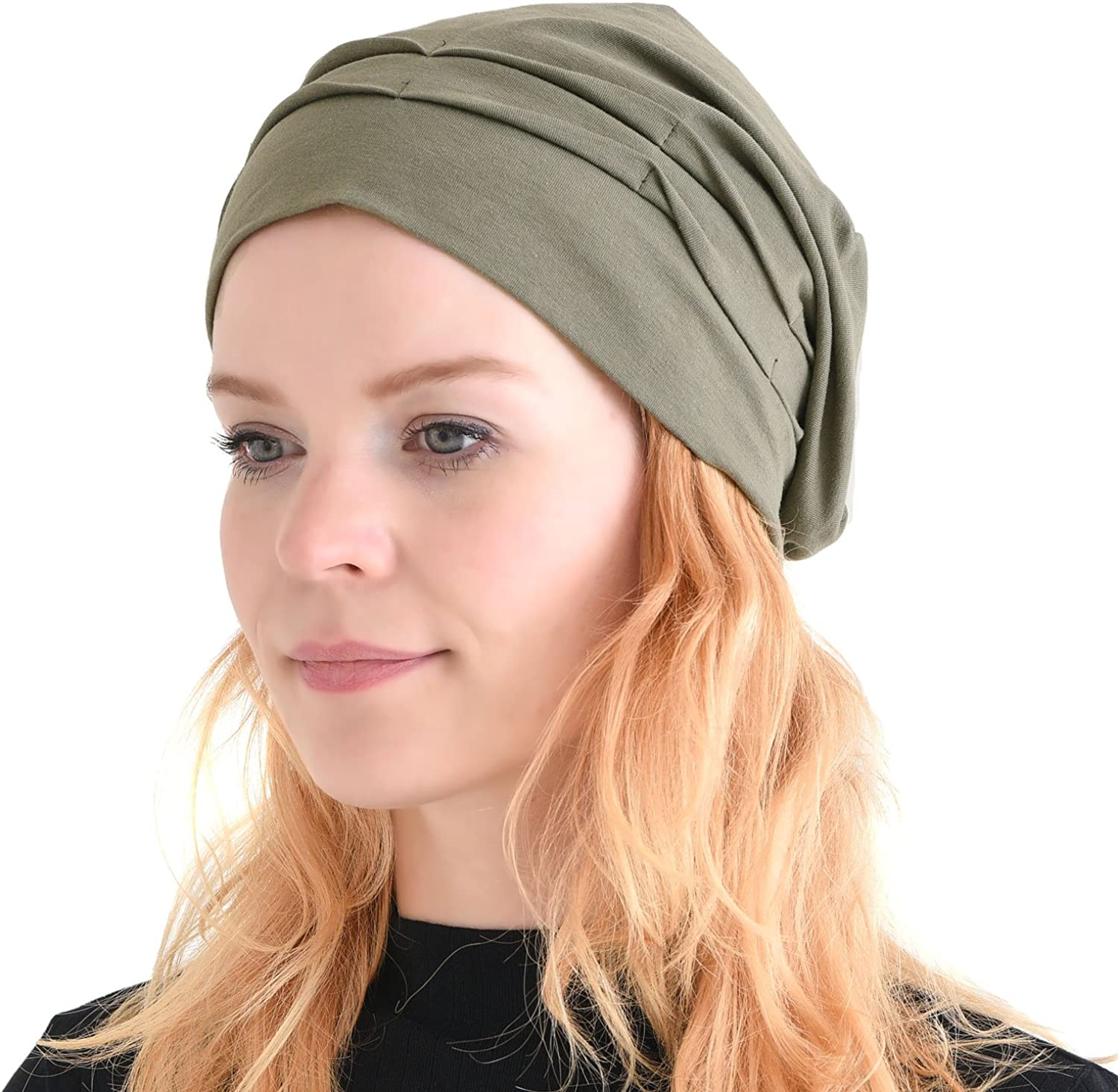 Casualbox Mens Slouch Beanie Hat Womens Fashion Beret Stretch Elastic