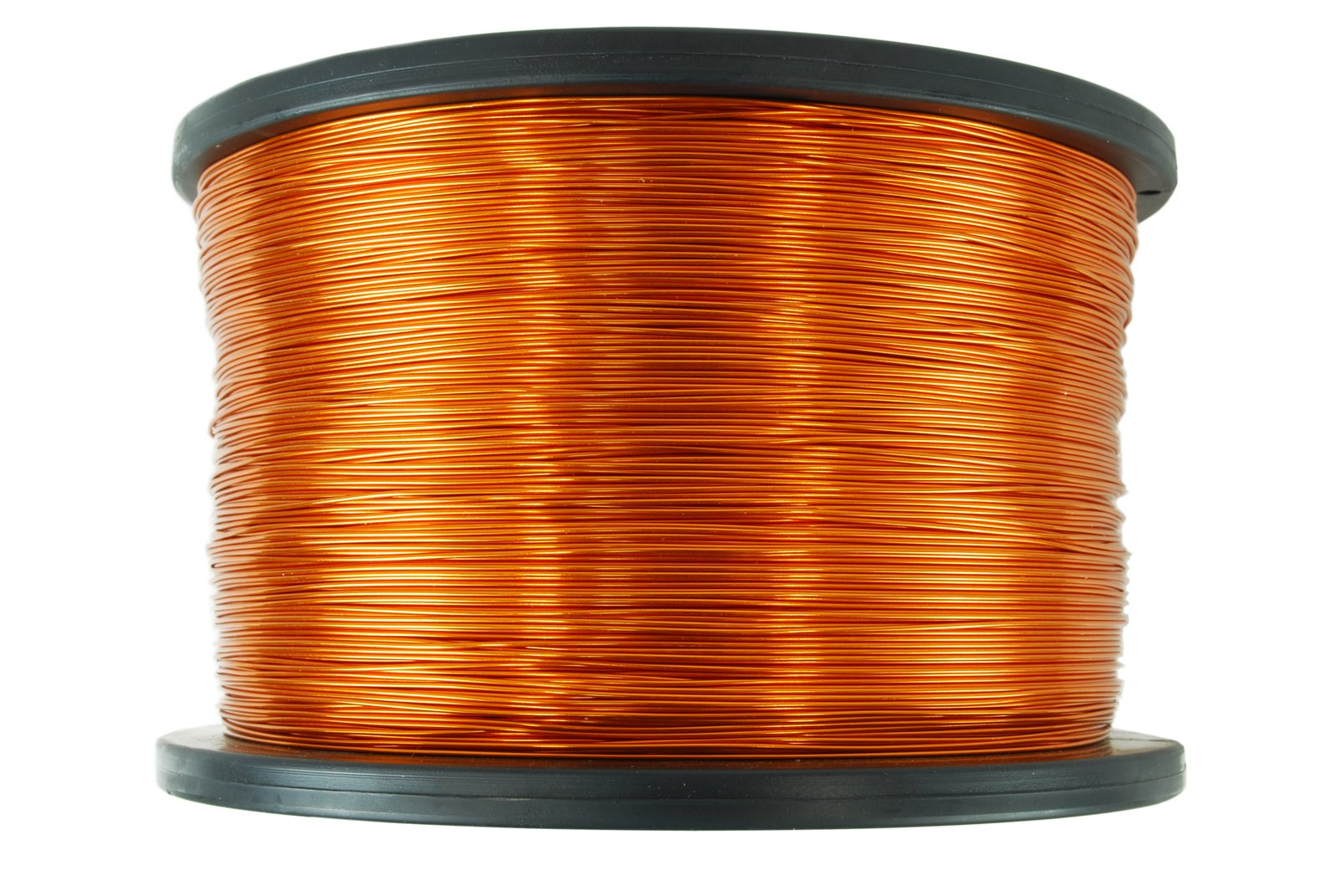 TEMCo 32 AWG Copper Magnet Wire - 5 lb 24440 ft