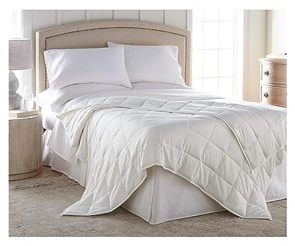 Amazoncom Harmonia Blanket 20 Lbs Cotton Shell Glass Bead Fill