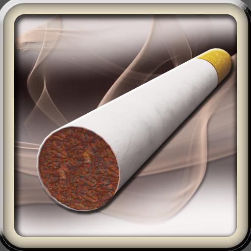 Cigarette Simulator (Water Glass Tobacco Pipe)