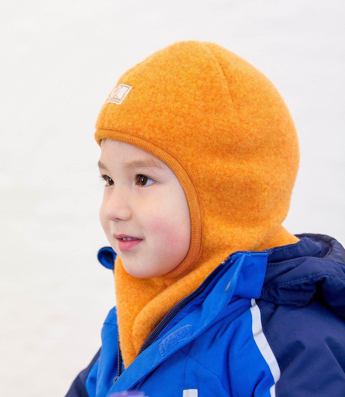 39302780885 Pickapooh Hat 100 % Merino Wool Balaclava Baby Boy Girl Children Fleece  Winter Sturmhaube