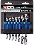 KS Tools 518.0040 Jeu de clés mixtes série courte 7 pièces