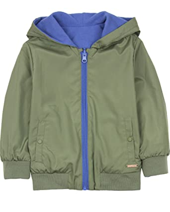 6ea3f2546 Amazon.com  Mayoral Boy s Reversible Hoodie Windbreaker Jacket ...