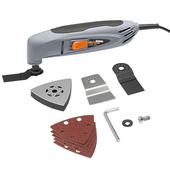 Meister-Basic BMT 250 - Herramienta multifunción (250 W) [Importado de Alemania]: Amazon.es: Bricolaje y herramientas