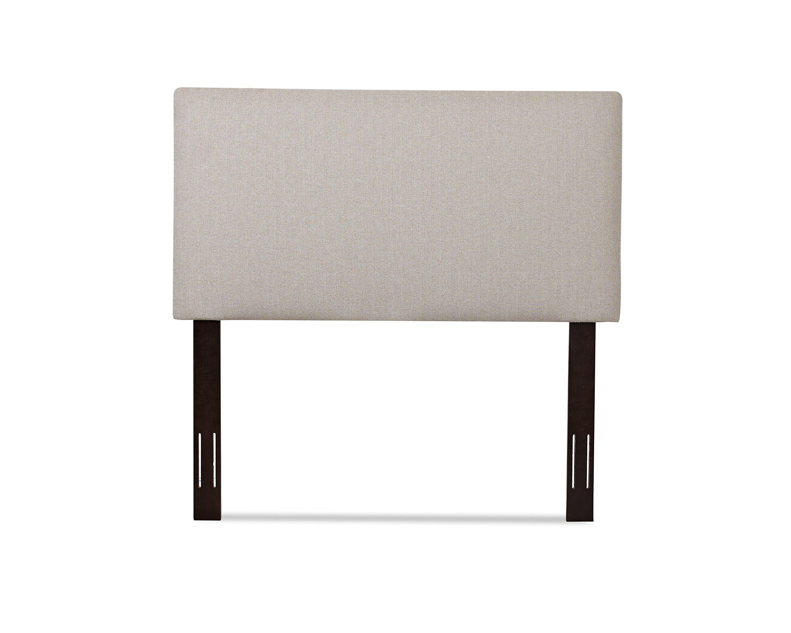 Klaussner Heron Upholstered Headboard, Twin, Beige