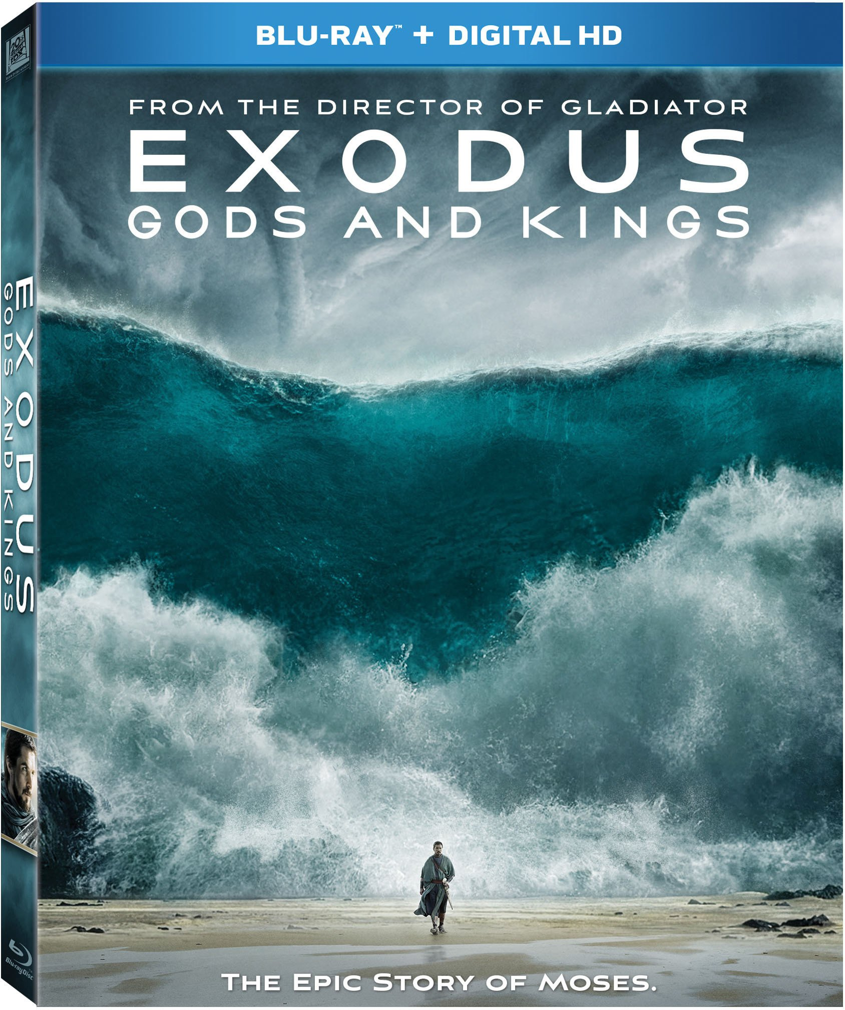Blu-ray : Exodus: Gods and Kings (Dubbed, , Widescreen, Dolby, Digital Theater System)