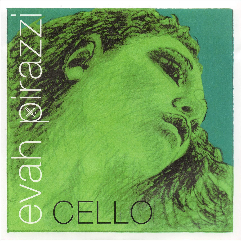 Pirastro Evah Pirazzi 4/4 Cello A String Medium Chromesteel-Steel