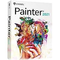 Corel Painter 2021 | Digital Painting Software | Illustration, Concept, Photo, and Fine Art [PC/Mac Keycard]