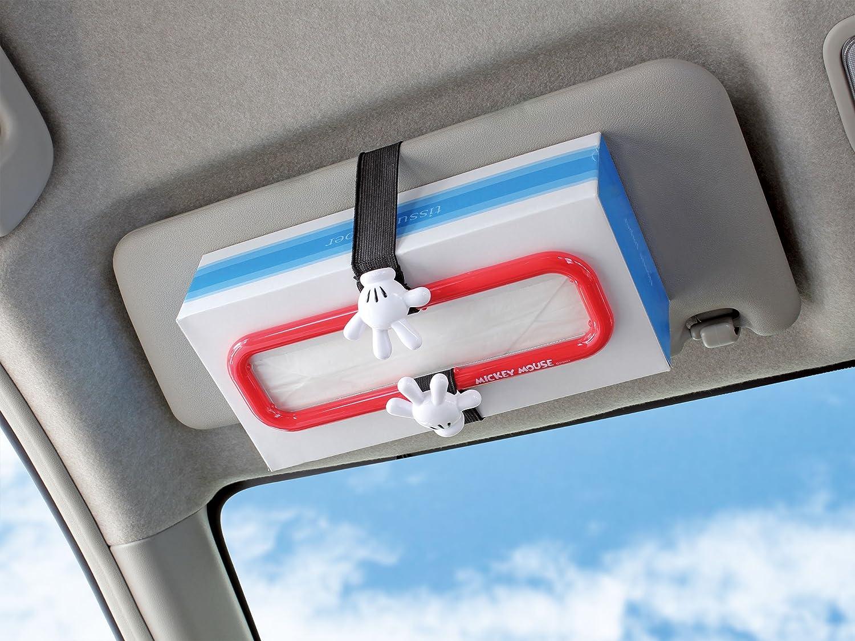 New DISNEY Mickey Mouse Sun Visor Organizer Holder Storage Car Accessories f4c409da6cb