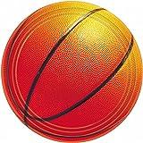 8 Assiettes Basketball Fan - 18 cm - Anniversaire Enfant - Goûter Anniversaire