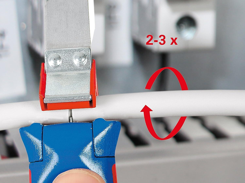 Weicon 4-28H - Pelador de cables (incluye cuchilla): Amazon.es: Industria, empresas y ciencia