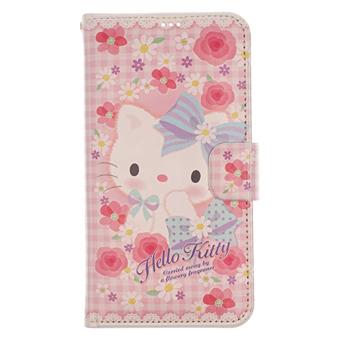 4e64da552 iPhone 8 Plus/iPhone 7 Plus Case Hello Kitty Cute Diary Wallet Flip  Synthetic Leather