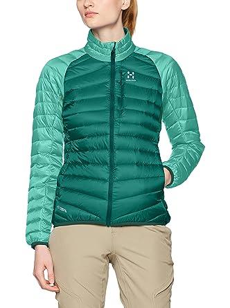 Haglöfs Insulation MBekleidung Grün Jacke Synthetic 34q5ARjL