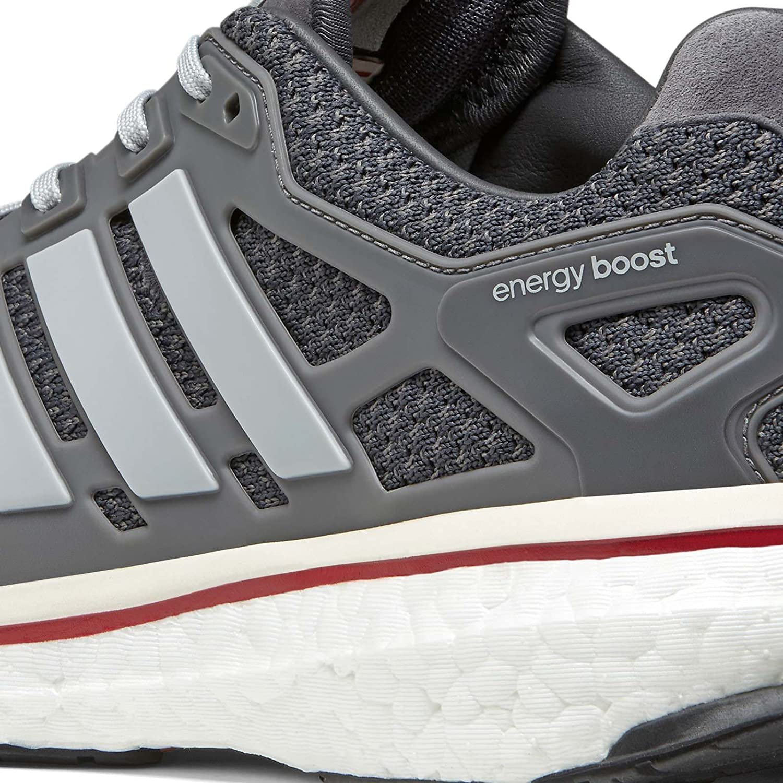 online store 6bd50 a8cd6 Amazon.com  adidas Consortium Men Energy Boost - Run Thru Time  (GrayGraniteClear Onix)  Running