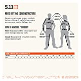 5.11 Men's Apex EDC Pants, Storm, 30W x 30L, Style