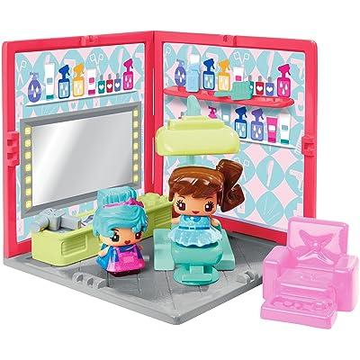 My Mini MixieQ's Beauty Salon Mini Room: Toys & Games