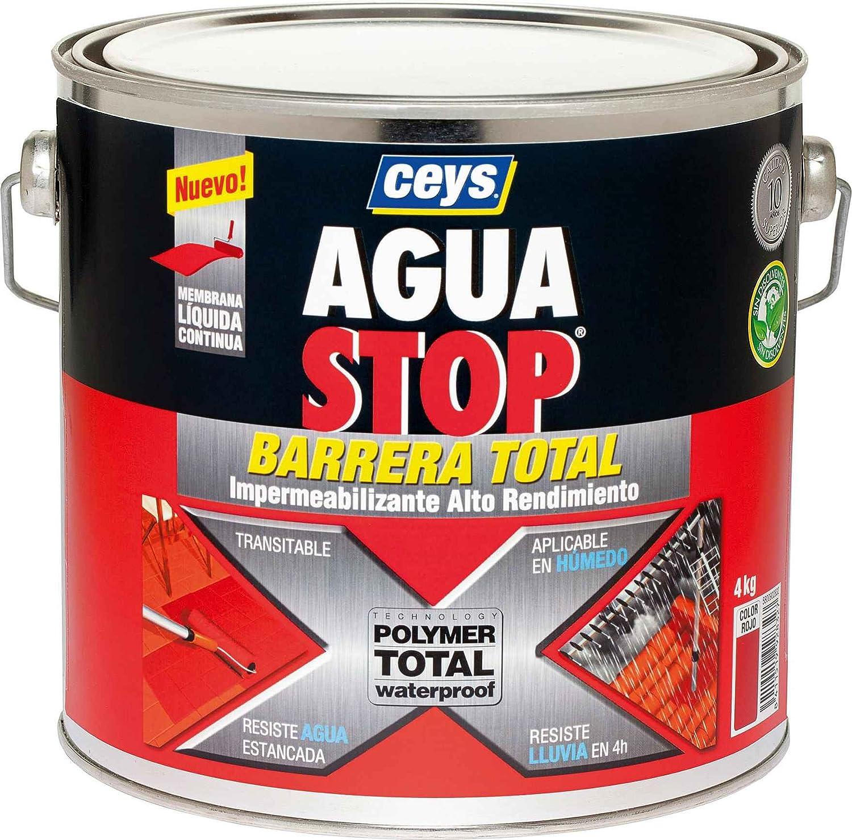 CEYS CE902833 AGUA STOP BARRERA TOTAL 4KG GRIS: Amazon.es: Bricolaje y herramientas