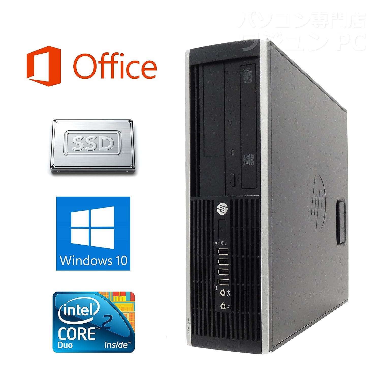 【正規品】 【Microsoft Office 2016搭載】【Win【Microsoft 10搭載】HP 2016搭載】【Win 10搭載】HP 6000 Pro/新世代デュアルコア 2.93GHz/大容量メモリー:8GB/新品SSD:120GB+HDD:250GB/DVDドライブ/2画面同時出力可能/無線機能搭載/新品キーボードマウス/ほぼ新品中古デスクトップパソコン (新品SSD:120GB+HDD:250GB) B07QB1FR59 新品SSD:240GB+HDD:250GB 新品SSD:240GB+HDD:250GB, FeelFORCE:1c016dfb --- arianechie.dominiotemporario.com