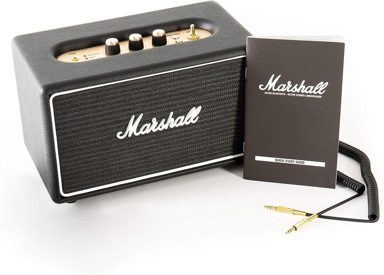 Marshall Acton Bluetooth Speaker Black Classic Limited