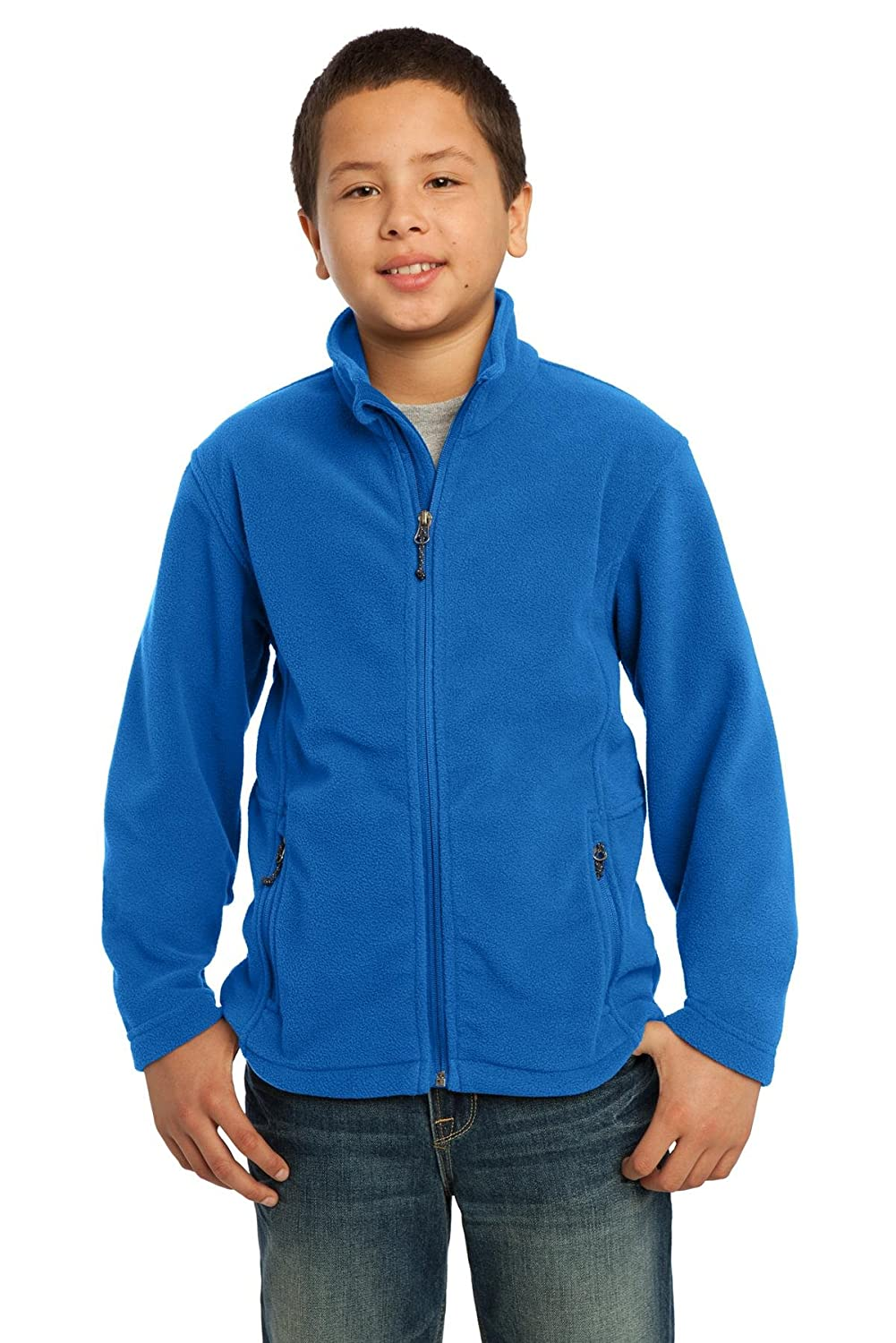 Port Authority Boys Value Fleece Jacket
