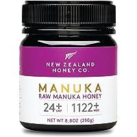 Nieuw-Zeeland Honey Co. Rauwe Manuka-honing UMF 24+ / MGO 1122+ | 250g