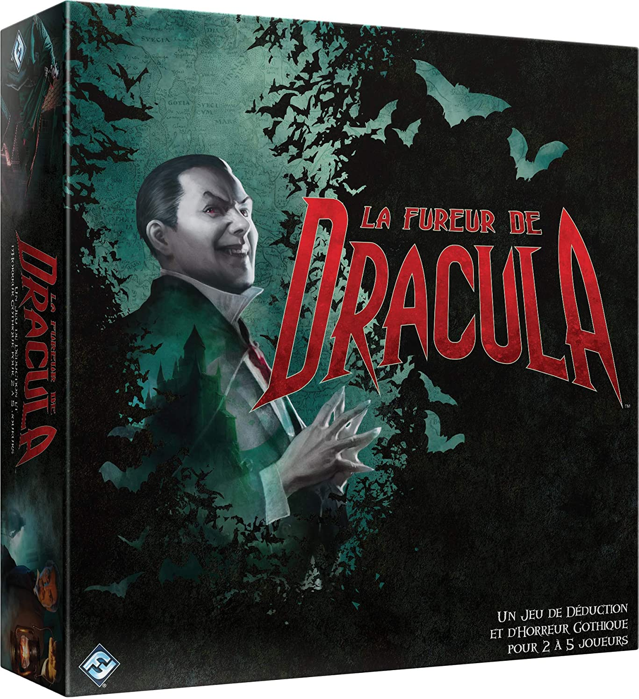 EFHWFD01 Edge Entertainment-La Fureur de Dracula