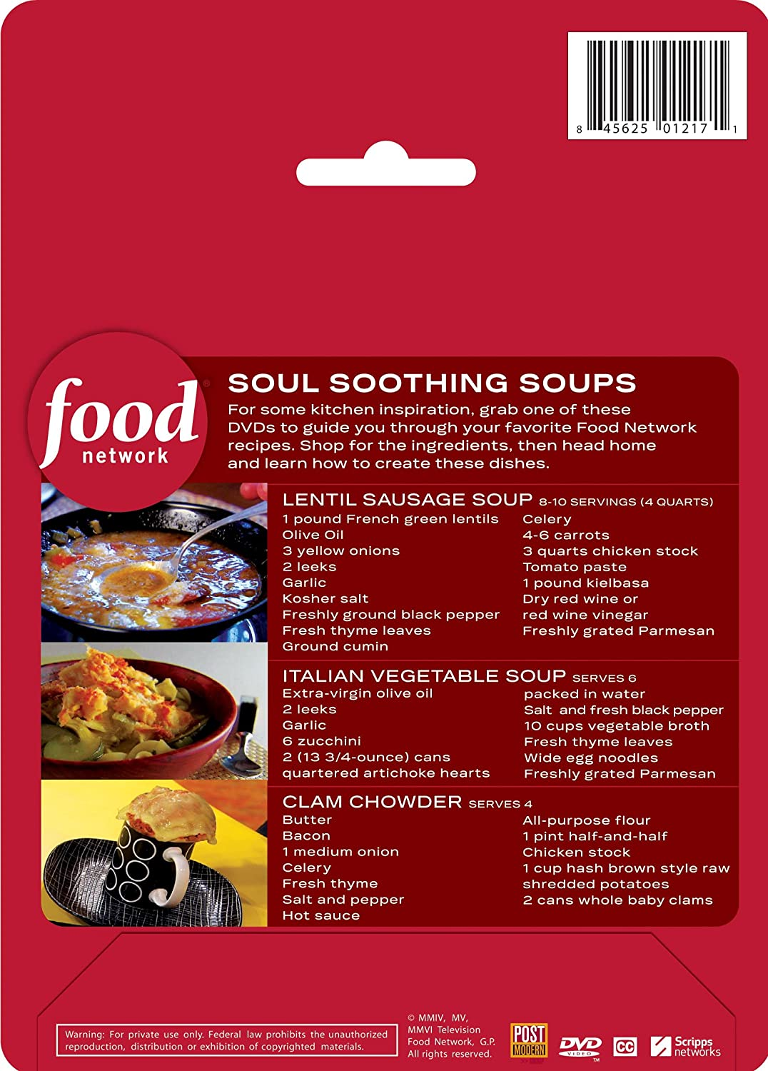 Amazon food network meals on dvd shop watch cook soul amazon food network meals on dvd shop watch cook soul soothing soups rachael ray ina garten giada de laurentiis food network movies tv forumfinder Choice Image