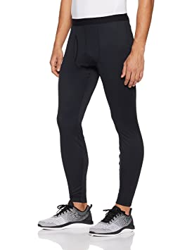 Columbia Midweight II Tight - Camiseta interior, color negro, talla M