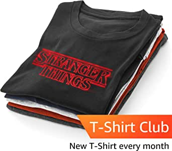 Stranger Things T-Shirt Club Subscription – Men – XL
