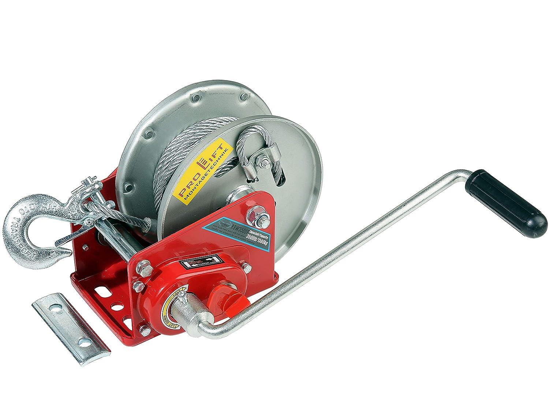Pro-Lift-Montagetechnik 1588kg Seilwinde, Bootswinde, 7m Seillä nge, 01181