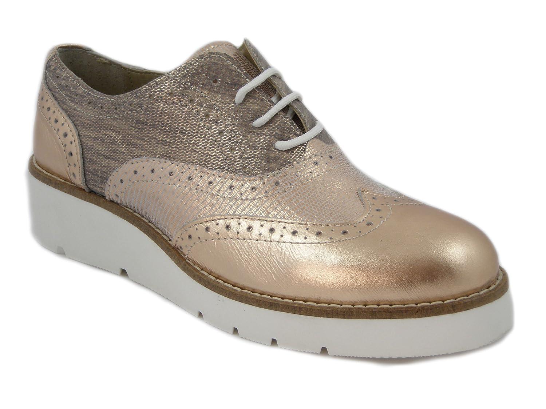 OSVALDO PERICOLI - Zapatos de cordones para mujer 40 EU