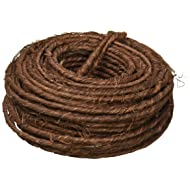 SMITHERS Brown Rustic Wire 70' 18 Gauge