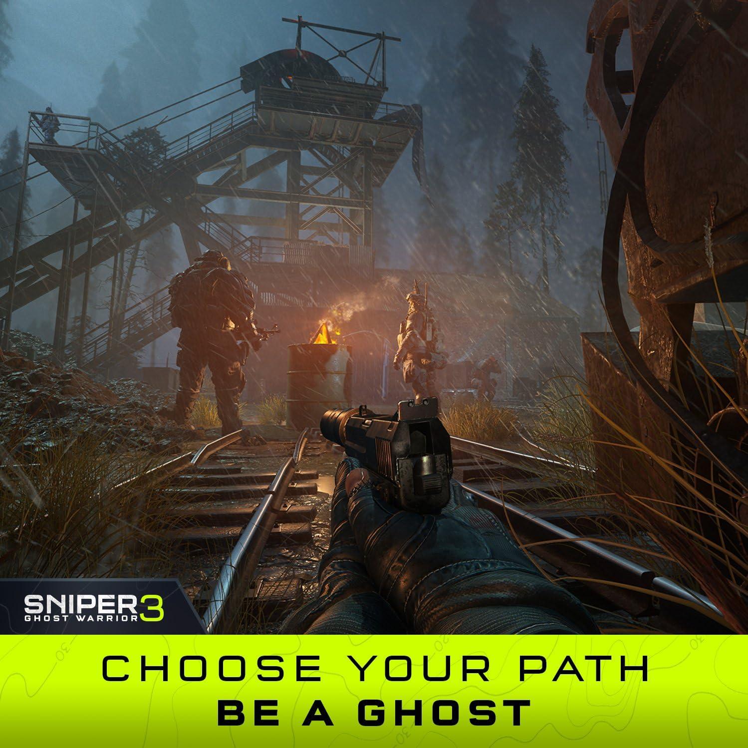 sniper ghost warrior 3 download kickass