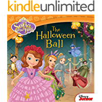 Sofia the First: The Halloween Ball (Disney Storybook (eBook))