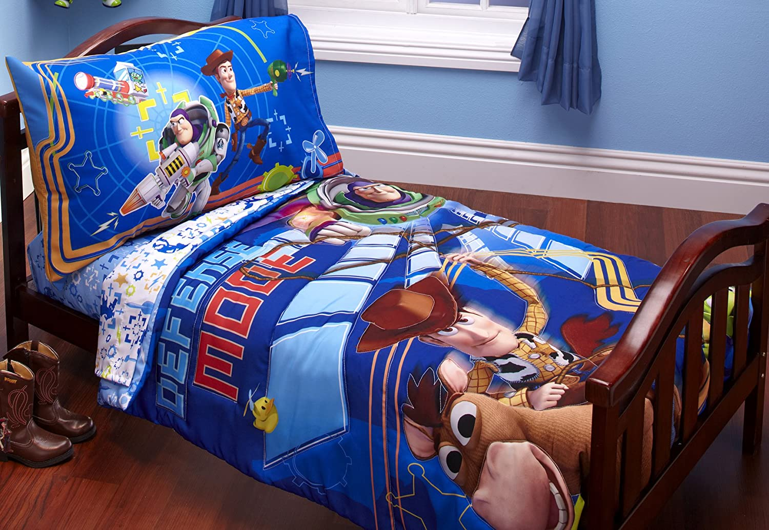 Toy story toddler bedding - Toy Story Toddler Bedding 1