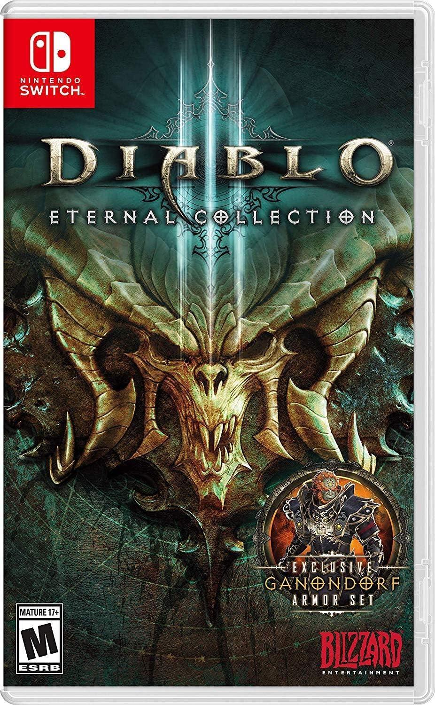 Amazon com: Diablo 3 Eternal Collection - Nintendo Switch