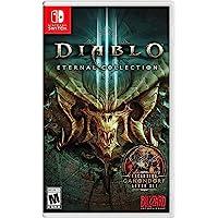 Activision Diablo III: Eternal Collection vídeo - Juego (Nintendo Switch, Acción / RPG, Modo multijugador, M (Maduro)) - Standard Edition