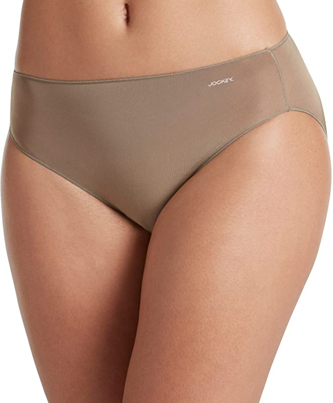 c3daffb6a2f Jockey Women s No Panty Line Promise Tactel Bikini  Amazon.ca  Luggage    Bags