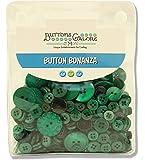 Buttons Galore Button Bonanza, Green