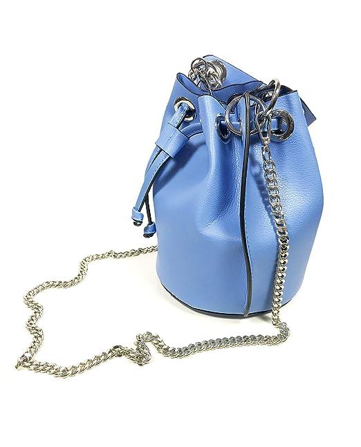 Zara - Bolso mochila para mujer azul azul Medium: Amazon.es: Ropa y accesorios