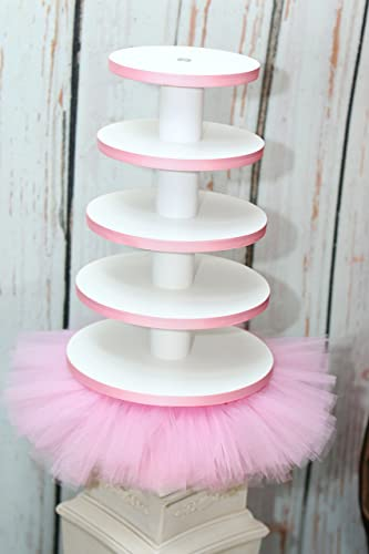 Amazon Princess Baby Shower Cupcake Stand Tutu Skirt Birthday