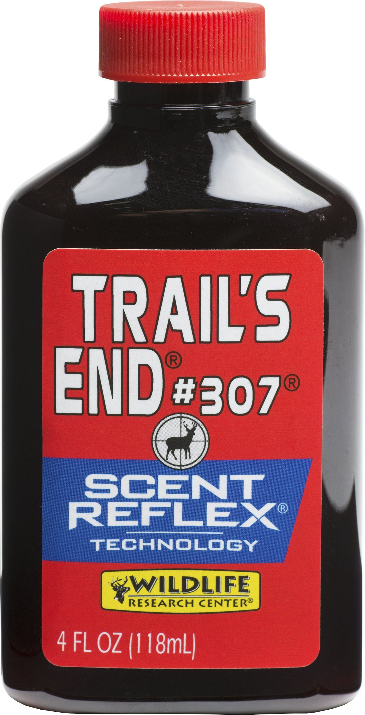 Wildlife Research 307-4 Trail's End Whitetail Deer Attractor (4-Fluid Ounce)