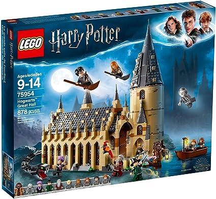 Lego Harry Potter De Grote Zaal Van Zweinstein 75954 Amazon Nl