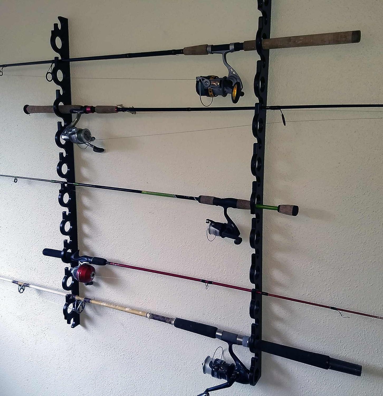 21 Inshore Fishing rods Ceiling Rod Holder