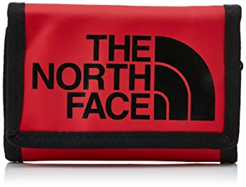 c1dfff24a One size, TNF Red) - The North Face Base Camp Wallet: Amazon.com.au ...